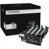 Lexmark [700P] 70C0P00 fekete eredeti dobegység 4 db