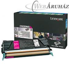"Lexmark ""Lexmark [C522] C5220MS [M] 3K toner (eredeti, új)"" nyomtatópatron & toner"