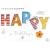 Leykam Alpina (BSB) BSB képeslap, Happy Birthday, színes feliratos. (állvány)