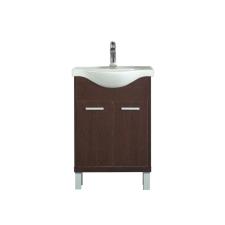 Leziter 55 cm-es Maxima, Nerva, Vita bútorhoz alsószekrény, mosdóval, Sonoma tölgy bútor