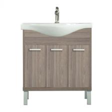 Leziter Nerva 75 cm-es bútorhoz alsószekrény, mosdóval, Rauna szil bútor