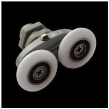 Leziter Zuhanykabin görgő dupla (G-33)(G33) kád, zuhanykabin