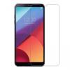 LG G6, Kijelzővédő fólia, ütésálló fólia (az íves részre NEM hajlik rá!), Nillkin, Tempered Glass (edzett üveg), Clear