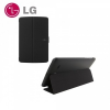 LG G Pad 7.0, Quick Pad Cover, gyári, fekete CCF-420AGEUBK