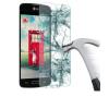 LG Joy, Kijelzővédő fólia, ütésálló fólia, Tempered Glass (edzett üveg), Clear