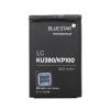 LG KU380/KP100/KP320/KP105/KP115/KP215 800 mAh Li-Ion utángyártott akkumulátor [Blue Star]