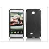 LG LG P875 Optimus F5 szilikon hátlap - S-Line - fekete