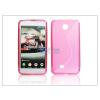 LG LG P875 Optimus F5 szilikon hátlap - S-Line - pink