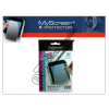 LG Optimus Hub képernyővédő fólia - 2 db/csomag (Crystal/Antireflex)