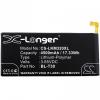LG X Power 2, Akkumulátor, 4500 mAh, Li-Polymer, BL-T30 / EAC63458501 kompatibilis