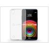 LG X Power K220 szilikon hátlap - Ultra Slim 0,3 mm - transparent