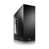 Lian Li PC-A76 Big-Tower fekete/fekete ablakos (PC-A76WX)