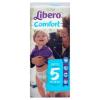 Libero Comfort 5 10-14 kg prémium pelenkanadrág 50 db
