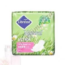 Libresse Natural Ultra - Normal Szárnyas betét 10 db női ajándéktárgy