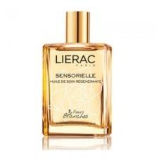 Lierac Sensorielle Regeneráló olaj  3-féle fehér virágból 100 ml arcszérum