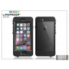 Lifeproof Apple iPhone 6 víz- por- és ütésálló védőtok - Lifeproof Nüüd - black