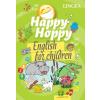 Lingea Kft. Happy Hoppy Könyv + Audio CD - English for children
