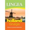 Lingea Kft. LINGEA HOLLAND TÁRSALGÁS - SZÓTÁRRAL ÉS NYELVTANI ÁTTEKINTÉSSEL