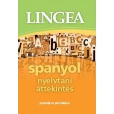 Lingea Kft. LINGEA SPANYOL NYELVTANI ÁTTEKINTÉS /PRAKTIKUS PÉLDÁKKAL nyelvkönyv, szótár