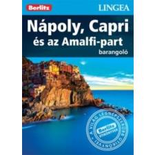 Lingea Kft. Nápoly, Capri és az Amalfi-part - Barangoló térkép