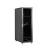 Linkbasic álló szekrény 19\'\' 47U 600x1000mm fekete