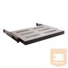Linkbasic sliding shelf 530mm 1U for 800mm depth 19'' rack cabinets