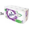 LINTEO Szatén WC-papír, 3 rétegű