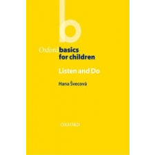 Listen and Do – Hana Svecova idegen nyelvű könyv