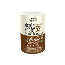 Living Foods – Natúr Sport Shake (600 g) vitamin és táplálékkiegészítő