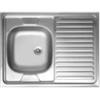 LIVINOX S-420K 1 medencés mosogató