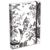 Lizzy Card Cornell pillangós füzetbox - A4, fehér