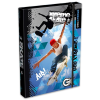 Lizzy Card GEO: Xtreme Skate füzetbox - A5