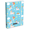 Lizzy Card Lollipop baglyos irattartó doboz- A4-es, fehér