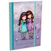 Lizzy Card Santoro-Gorjuss: Friends Walk Together gumis mappa - A4