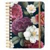 LizzyCard Flower Power, B5 heti beosztású spirálos tervező naptár, PlanAll 3.0