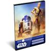 LizzyCard Füzet tűzött A/5 2.o. Star Wars Classic Droids 17511008