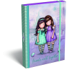 LizzyCard Füzetbox A/4 Gorjuss Friends Walk Together 18524512