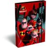 LizzyCard Füzetbox A/4 The Incredibles 2 Family 18566401