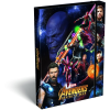 LizzyCard Füzetbox A/5 Avengers IW Infinity War 18566501