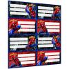 LizzyCard Füzetcímke íves Spider-Man Mix 18459903