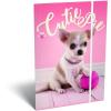 LizzyCard Gumis mappa A/4 Pet Cutie Pie 18263910
