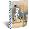 LizzyCard Gumis mappa A/5 GEO Horse One 17268406