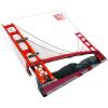 LizzyCard Iratrendező 7,5 cm A/4 GEO City San Francisco 17289807