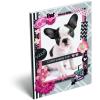LizzyCard Notesz papírfedeles A/6 Pet Woof 17252808