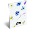 LizzyCard Notesz papírfedeles A/7 GEO Flora Daisy 17265015