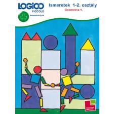 Logico Logico Piccolo feladatkártyák - Ismeretek 1-2. osztály: Geometria 1. kreatív és készségfejlesztő