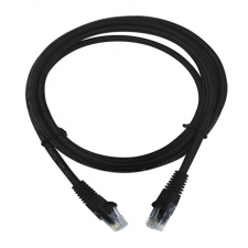 LogiLink CAT6 S/FTP Patch Cable PrimeLine AWG27 PIMF LSZH black 2,00m kábel és adapter