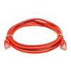 LogiLink CAT6 U/UTP Patch Cable PrimeLine AWG24 LSZH red 0,50m