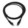 LogiLink CAT6A S/FTP Patch Cable PrimeLine AWG26 PIMF LSZH black 10m