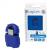 LogiLink LogiLink USB micro USB OTG adapter kék